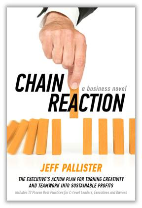 Chain Reaction by Jeff Pallister